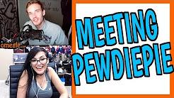 Meeting Pewdiepie On Omegle video