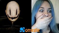 Smiley on Omegle video